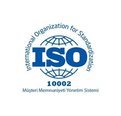 İso 10002 Müşteri Memnuniyeti Yönetim Sistemi