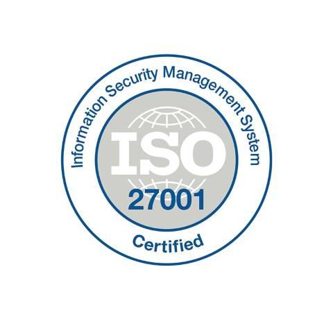 İso 27001 Bilgi Güvenliği Yönetim Sistemi